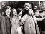 The Mamas & The Papas 1967 Cass Released from London Jail original photo