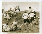 1940 Bears vs Giants  Miller - Joe Stydahar - Dan Fortmann - Bulldog Turner original photo