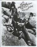 Gene Autry signed photo Cowboy Guitar Actor Singer - Angels First owner