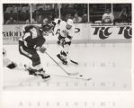 1988 Original Photo WAYNE GRETZKY Joins the LOS ANGELES KINGS - DEBUT!