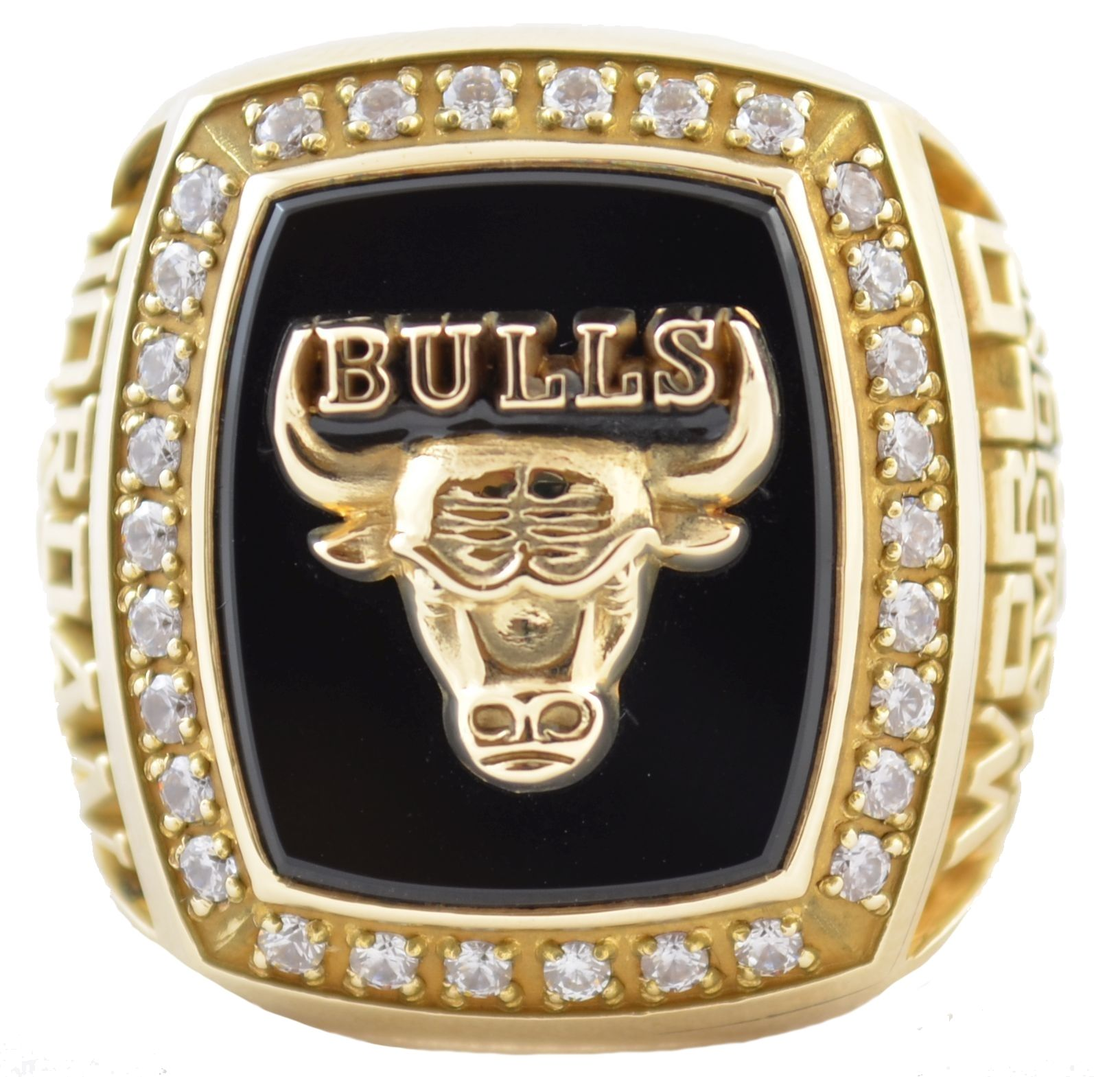 Lot Detail 1991 Michael Jordan Chicago Bulls Nba Championship Ring Ss 10k