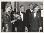 Princess Di and Charles at the World Wildlife Banquet - 1987 Original Photo