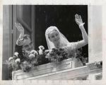 "1956 Grace Kelly original photo - ""Becomes Real Life Princess"" Wedding to Prince Rainier of Monaco"