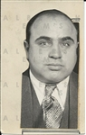 Al Capone 1936 Original Production Art Photo – Dressed to the Nines