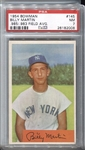 1954 Bowman Billy Martin #145 PSA 7 NM Yankees