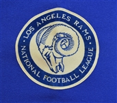 1960s Los Angeles Rams Pendleton Woolen Mills Wool Blanket – Jones estate