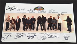 Multiple Sports Deacon Jones Foundation Signed Photo – Jones Family LOA