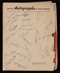 1965 PGA Championship Program Signed by 39 - Jack Nicklaus - Sam Snead - Arnold Palmer – Tony Lema