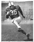 "Alan ""The Horse"" Ameche Original Type I photo – Wisconsin Heisman Trophy Winner Colts"