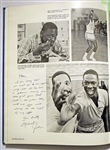 Michael Jordan Signed Autographed 1981 High School Yearbook – Senior Year PSA/DNA LOA