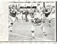 1970 Marshall Football Plane Crash Original AP Wire Photo – Art Harris – John Young