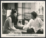 1973 Original Photo BRUCE LEE Martial Artist Star & Betty Chung