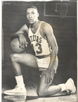 Maurice King Kansas City Steers ABL American Basketball League 1962 Original Photo
