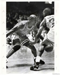 1991 Michael Jordan Eastern Conference Semifinals First Championship Original Photo