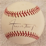 Circa 1989-94 Willie Mays single signed NL – (White) Baseball PSA/DNA