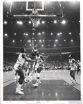 Kareem Abdul Jabbar Skyhook Jumpshot vs. Bulls Original Type I photo