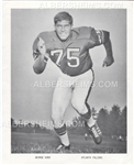 George Kunz Early 1970's Atlanta Falcons Team Issued Photo