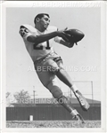 1950's USC Football Star – Angelo Coia Team Issued Type 1 Photo (1963 Bears)