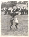 1940 Lou Brock Football Green Bay Packers Hall of Famer Original Photo