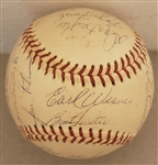 1970 World Champions – Baltimore Orioles Team Signed Baseball