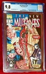 New Mutants #98 CGC 9.8 NM-MT 1991 First 1st Deadpool (Wade Wilson) Gideon & Copycat