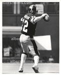 Terry Bradshaw Original 8x10 TYPE I photo showing off his Release