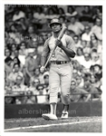 Reggie Jackson Crystal Clear Early 1970's Oakland A's TYPE 1 Original Photo PSA/DNA LOA