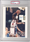 1992 Michael Jordan U.S. Olympic Dream Team Original Type 1 Photo PSA/DNA