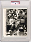 1990 Michael Jordan Barnstorming All-Star Team Original Type 1 Photo PSA/DNA