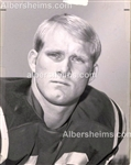Terry Bradshaw 1969 Original Type 1 Photo at Louisiana Tech SUPER RARE