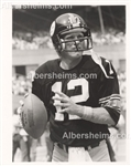 Terry Bradshaw Steelers Legend - Takes Command on the Field September 1978 Original Type 1 Photo