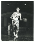 Steve Hamilton Circa 1958-60 Minneapolis Lakers Team Issued TYPE 1 Signed AUTO photo