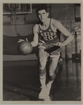 Bobby Smith Circa 1959-60 Minneapolis Lakers Team Issued TYPE 1 photo